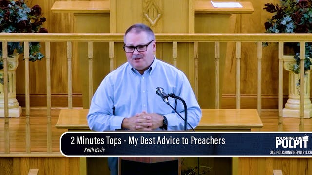 Keith Hovis: 2 Minutes Tops - My Best...