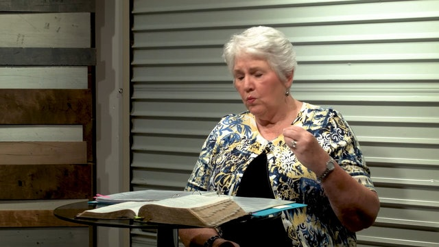 Donna Faughn: Ten Commandments for Christian Women Pt 2