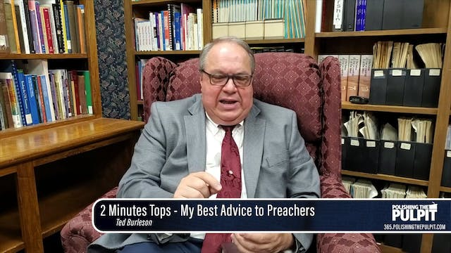 Ted Burleson: 2 Minutes Tops - My Bes...