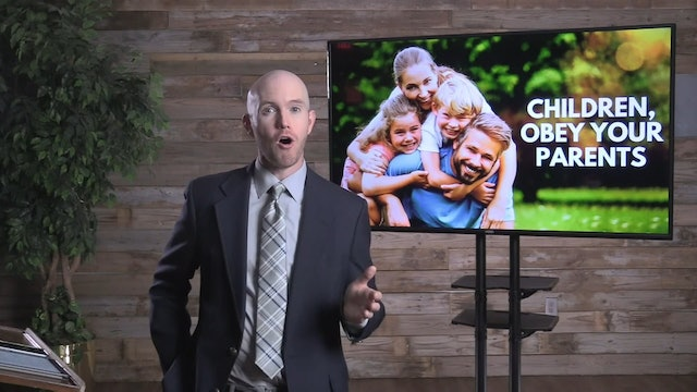 Caleb Colley: Children, Obey Your Parents