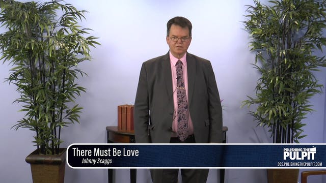 Johnny Scaggs: There Must Be Love