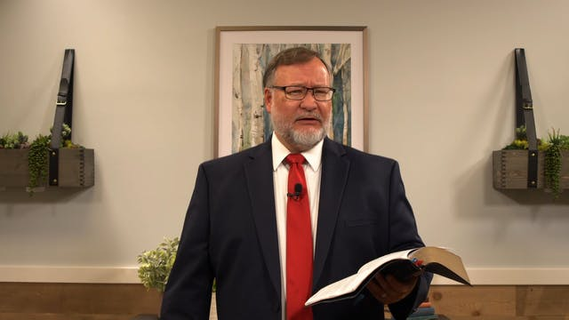 Kevin Rutherford: Eternal Life and Jesus