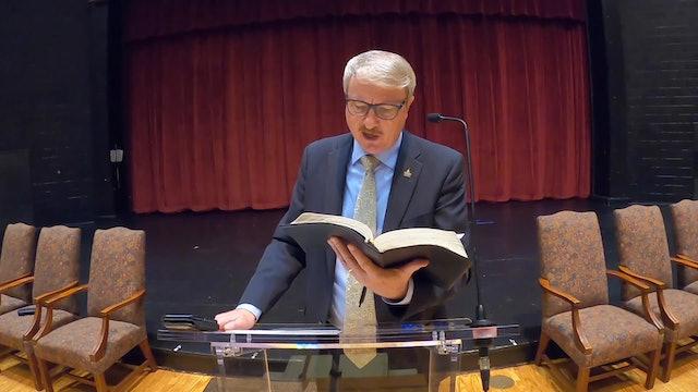 David Shannon: What if Daniel Taught us to Pray (Daniel 9)
