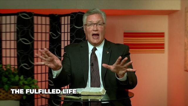 Jeff Archey: The Fulfilled Life (John 6:31-55)