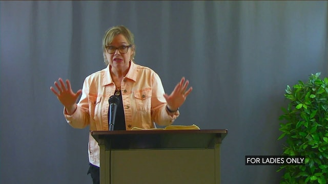 Cindy Colley: Moms Can Make the Church Stronger! Part 1