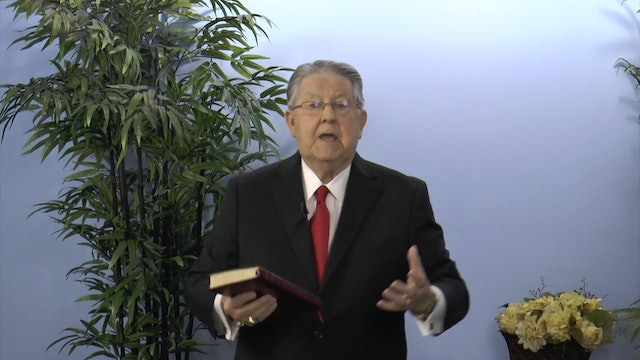 Larry Acuff: Ask, Seek, and Knock