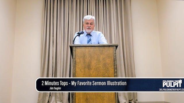 Jim Faughn: 2 Minutes Tops - My Favor...