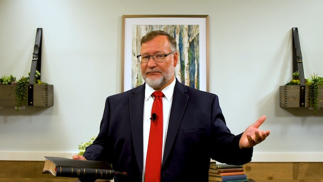 Kevin Rutherford: Eternal Life and Balance