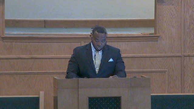 Dean Thompson: The Church's Responsib...