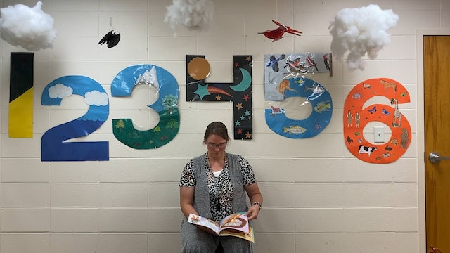 Kayla Harville: God Made Me Special (Class for 2-year-olds)
