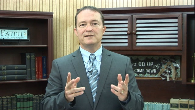 Cliff Goodwin: A Heart of Spiritual Failure