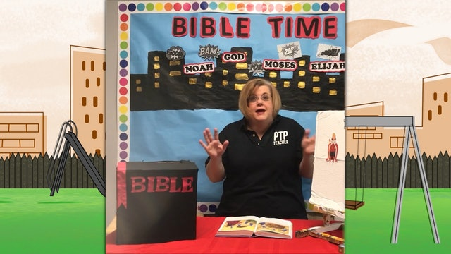 Heather Scarbrough : Elijah and the Prophets of Baal(Class for 4-year-old kids)