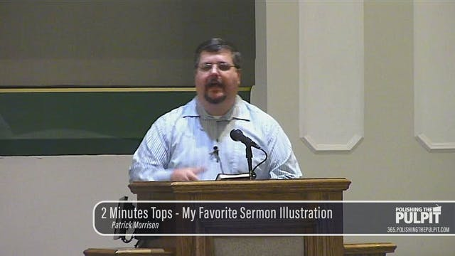 Patrick Morrison: 2 Minutes Tops - My...