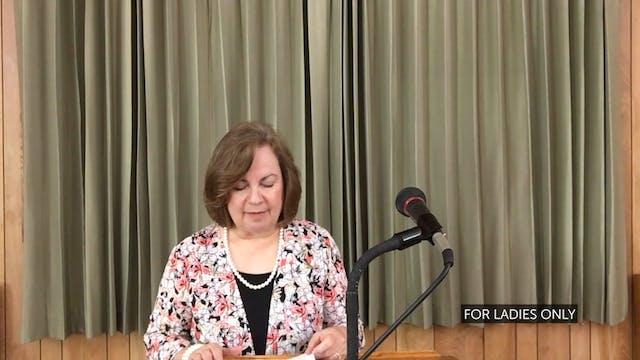 Denise Martin: Living a Legacy