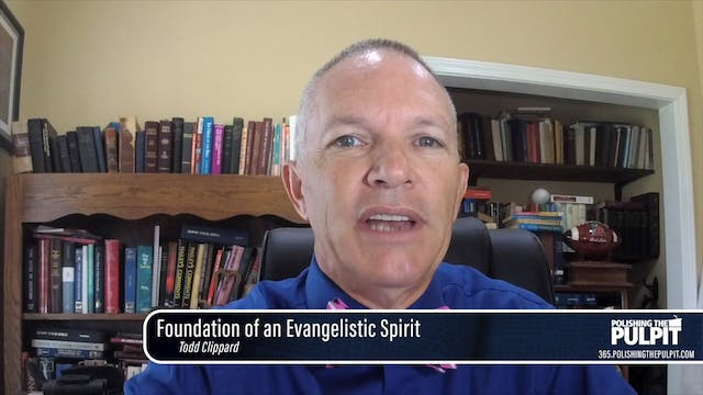 Todd Clippard: Foundation of an Evang...