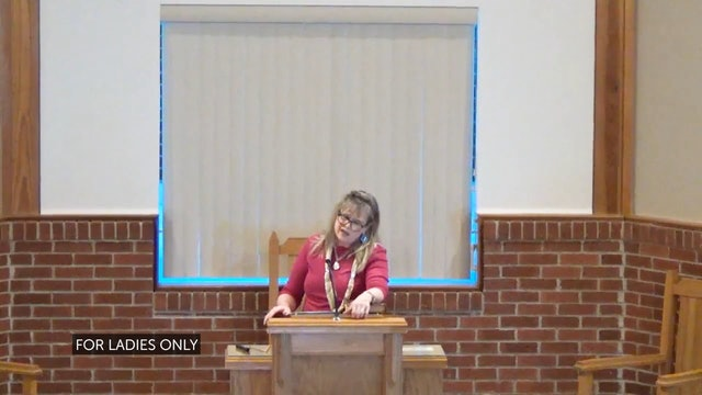 Cindy Colley: Avoiding the Landmines of the Devil Part 2