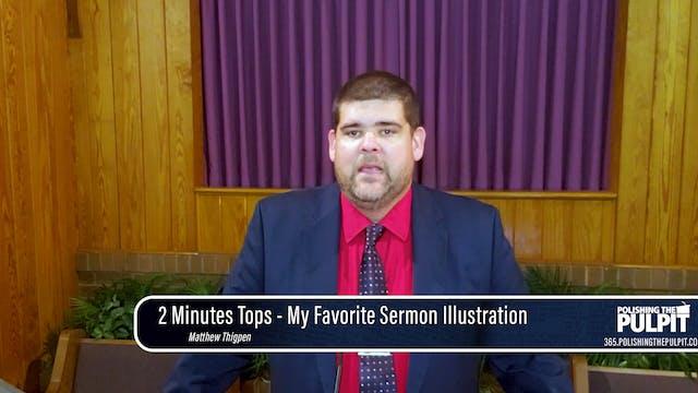 Matthew Thigpen: 2 Minutes Tops - My ...