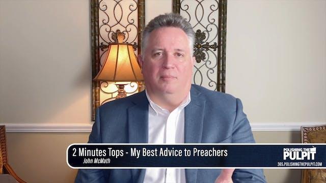 John McMath: 2 Minutes Tops - My Best...