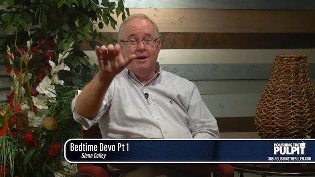 Glenn Colley: Bedtime Devotional for Kids