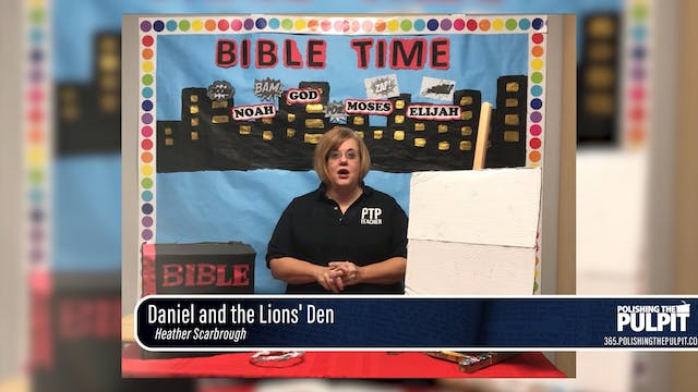 Heather Scarbrough : Daniel and the L...