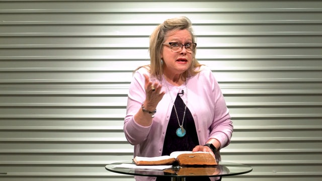 Cindy Colley: Momma Lessons from a Daddy Verse Part 1