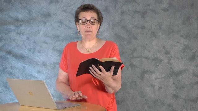 April Meacham: Journey with Bible Women