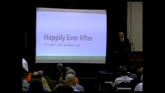 Eddie Parrish: Happily Ever After: It's Not Just a Fairy Tale (1)