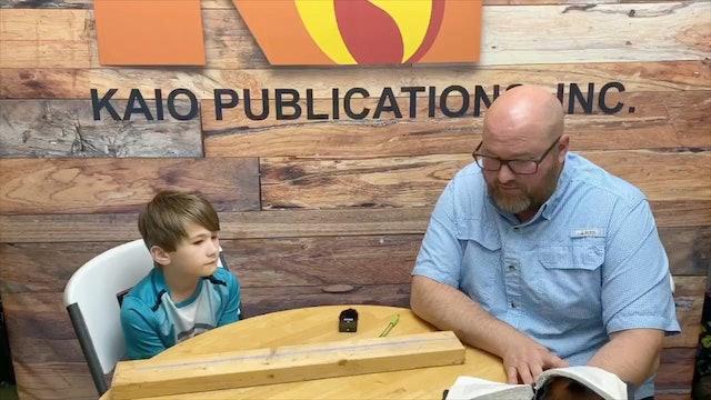 Joe Wells: Bedtime Devotional for Kids: Standard of Truth