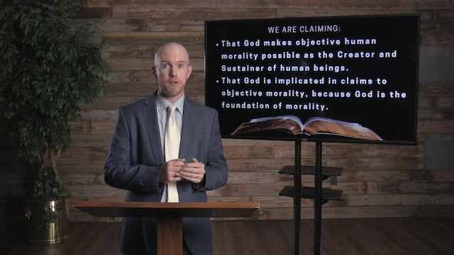 Caleb Colley: Engaging the Skeptics on Theism