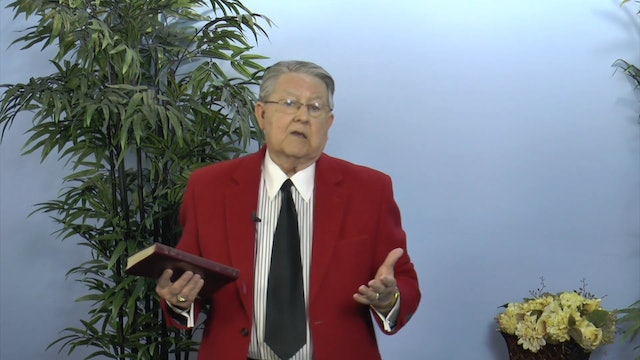 Larry Acuff: Christ Our Center