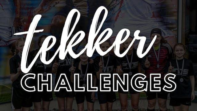 Tekker Challenges