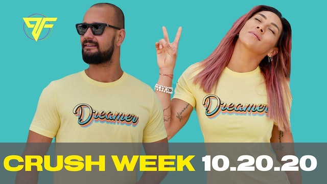 PFC Online - CRUSH Week | Tuesday - 10.20.20