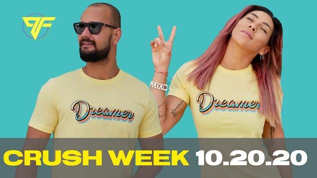 PFC Online - CRUSH Week   Tuesday - 1...