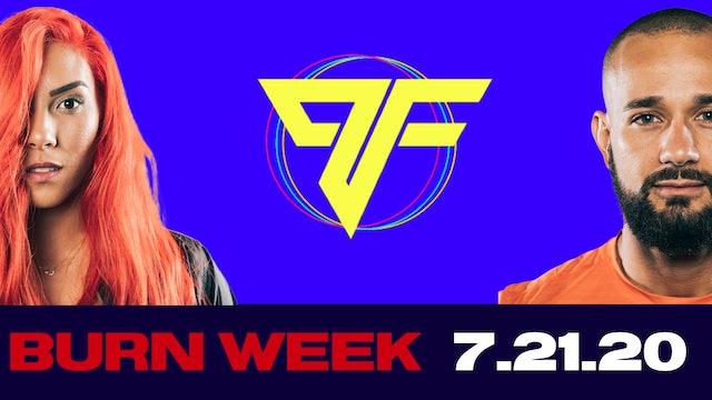 PFC Live | Tabata Tuesday - 7.21.20