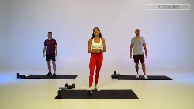 Fearless   Week 3   Workout 10