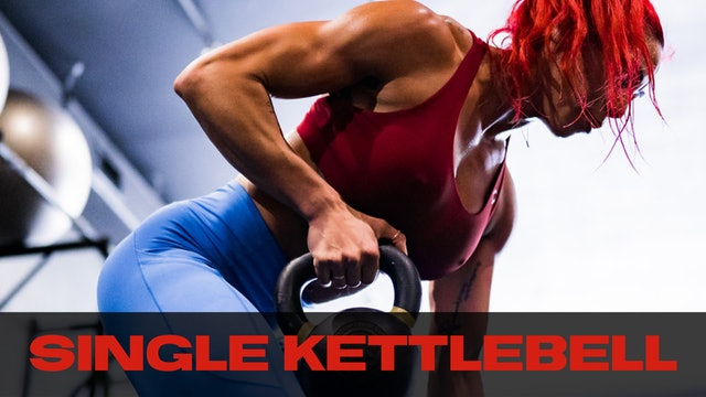 Time Crunch | Single KB Workout