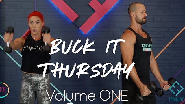 Buck-IT Thursday