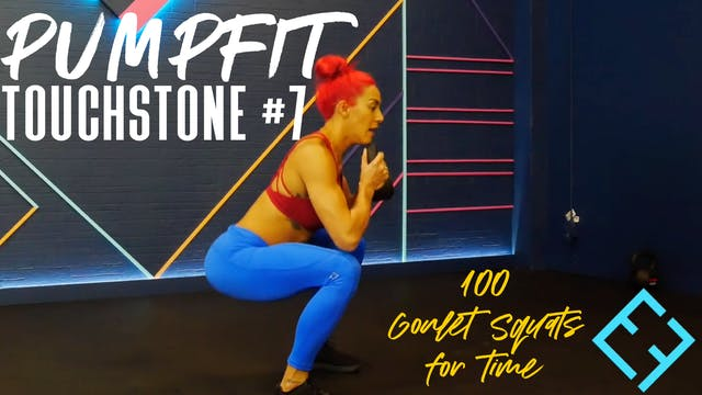 PumpFit Touchstone #7