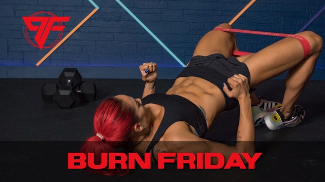 PFC Online | Burn Friday | 3.12.21