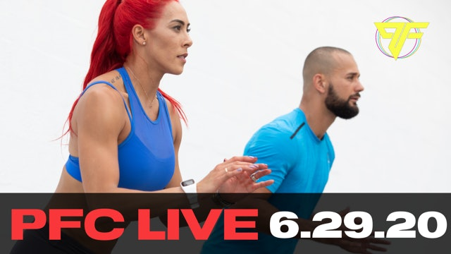 PFC Live | Crush Monday - 6.29.20