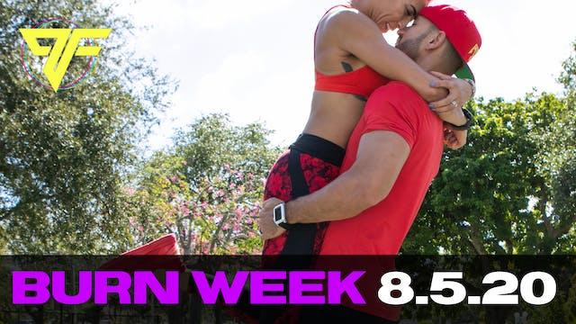 PFC Live | Burn Wednesday - 8.5.20