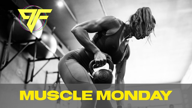 PFC Online | Muscle Monday [LEGS]  - 1.11.21