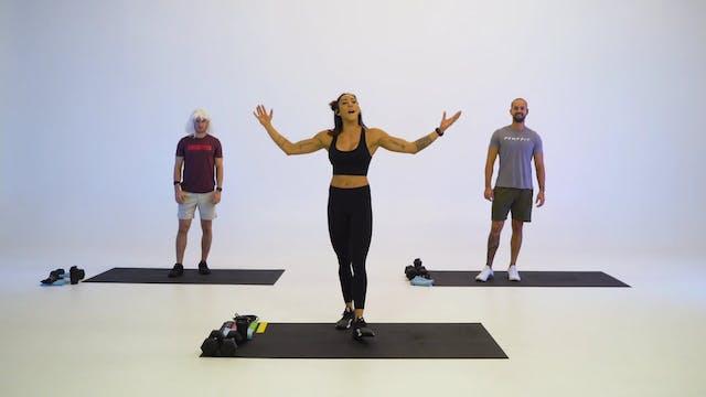 Fearless   Week 3   Workout 9