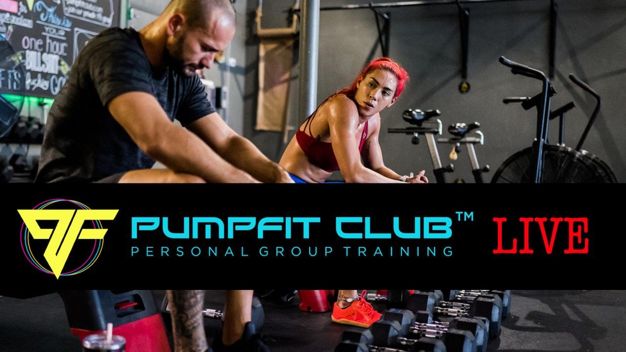 PumpFit Club ONLINE