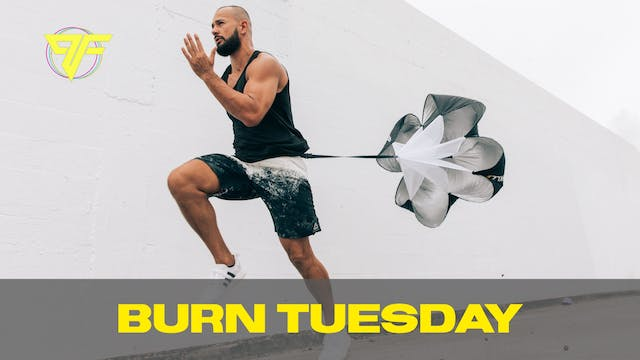 Burn Week | Tabata Tuesday - 12.22.20