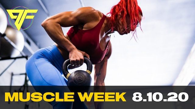 PFC Online | Muscle Monday [LEGS]  - 8.10.20