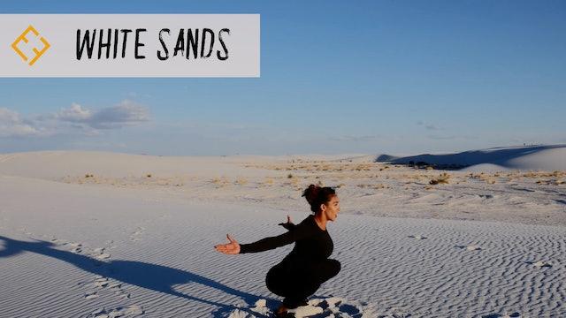 White Sand Warm Up