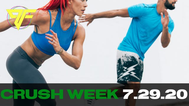 PFC Live   Crush Wednesday - 7.29.20
