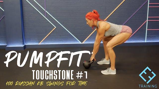 PumpFit Touchstone #1