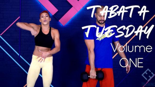 Tabata Tuesday | Volume ONE